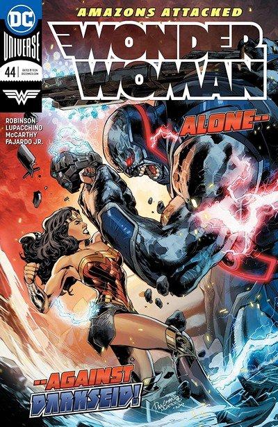 Wonder Woman #44 (2018)