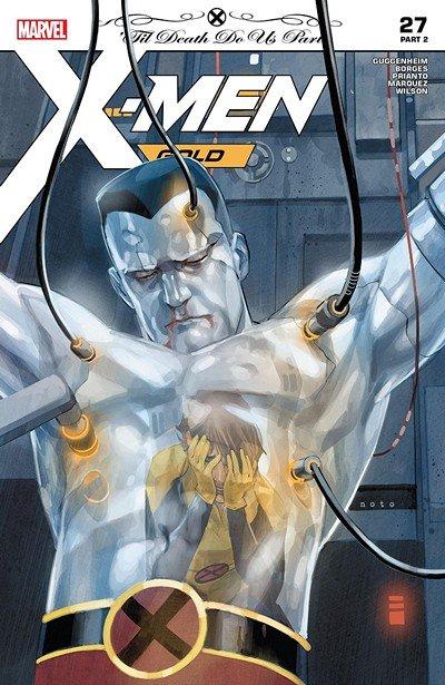 X-Men Gold #27 (2018)