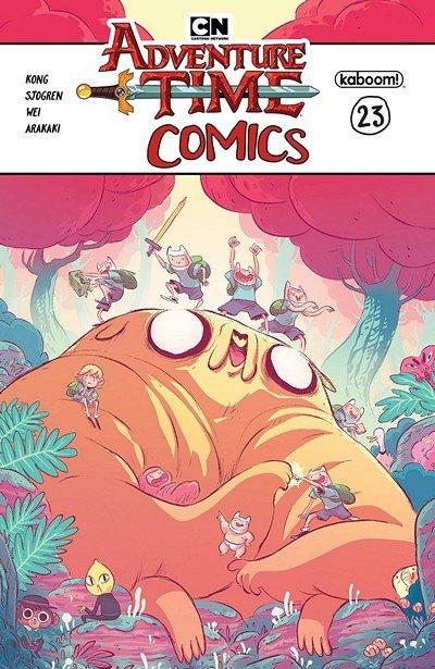 Adventure Time Comics #23 (2018)