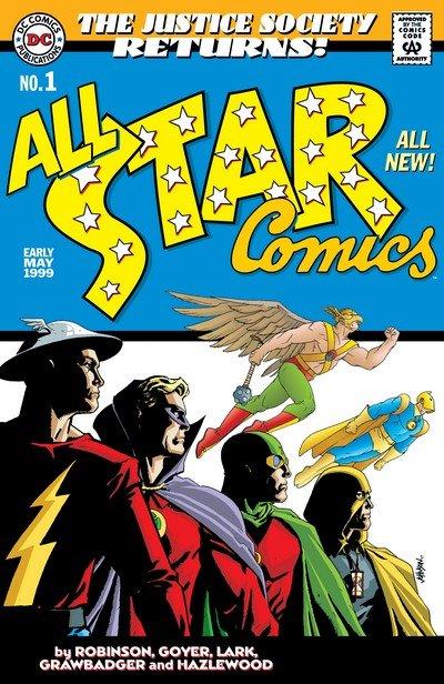 All-Star Comics #1 – 2 (1999)