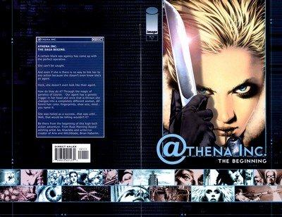 Athena Inc #0 – 6 + Extras (2002)