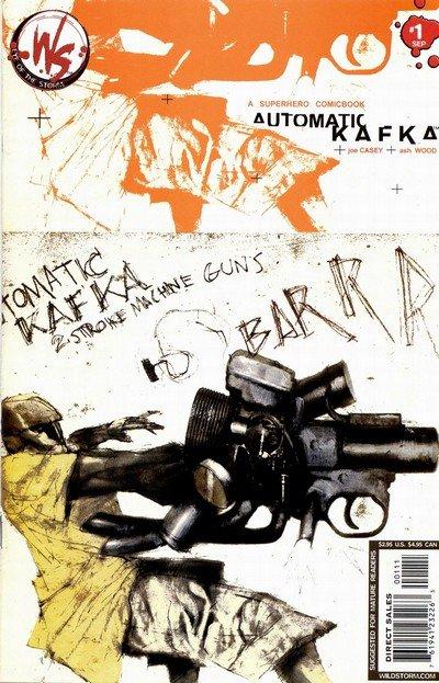 Automatic Kafka #1 – 9 (2002-2007)