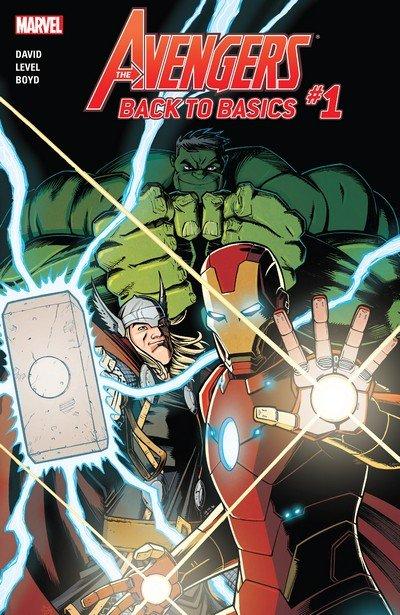 Avengers – Back to Basics #1 – 6 (2018)