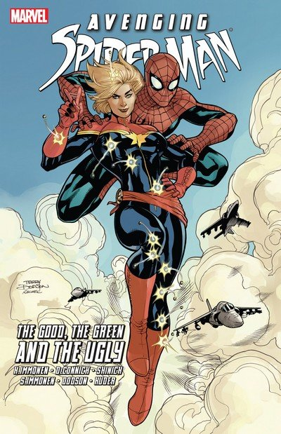 Avenging Spider-Man – The Good – The Green – And The Ugly (2013)