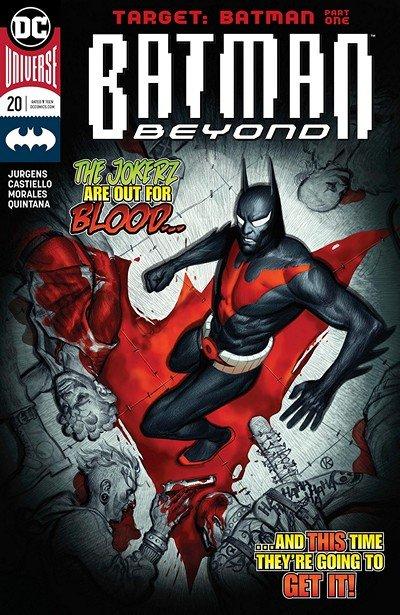 Batman Beyond #20 (2018)
