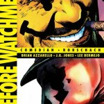 Before Watchmen – Comedian – Rorschach Deluxe Edition (2013)