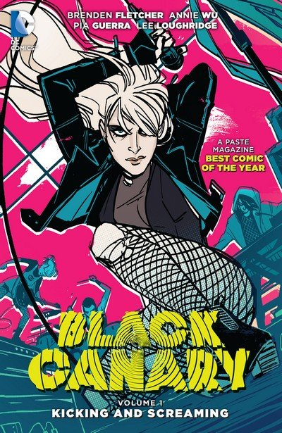 Black Canary Vol. 1 – Kicking and Screaming (TPB) (2016)
