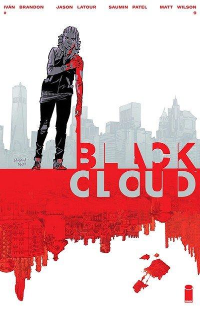 Black Cloud #9 (2018)