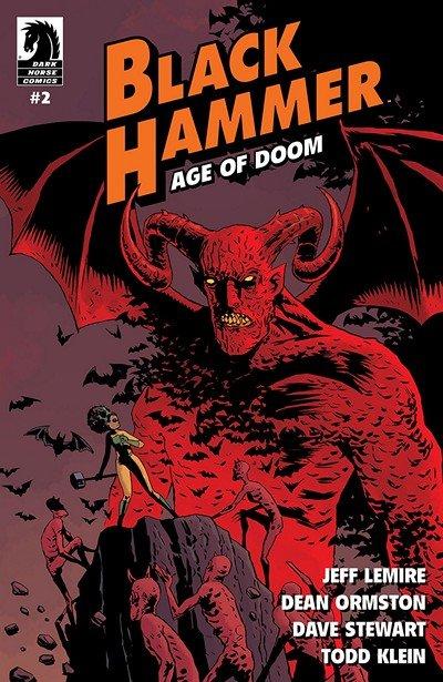 Black Hammer – Age Of Doom #2 (2018)