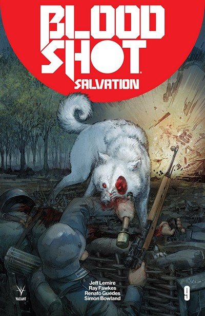 Bloodshot Salvation #9 (2018)