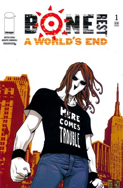 Bonerest – A World's End #1 – 8 (2005-2006)