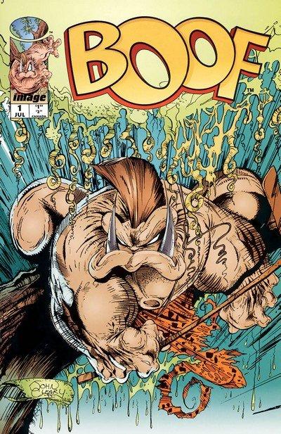 Boof #1 – 5 (1994) (Image Comics)