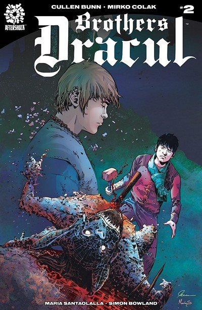 Brothers Dracul #2 (2018)