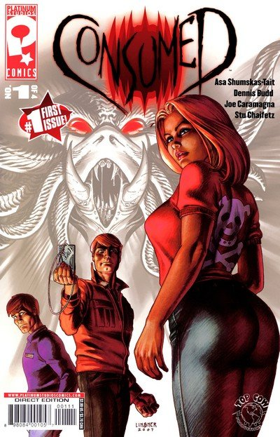 Consumed #1 – 4 (2007)