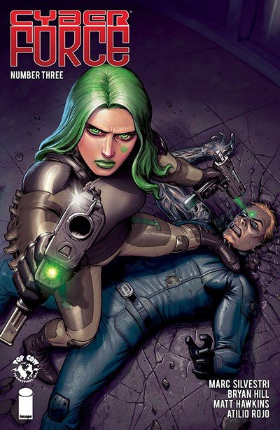 Cyber Force #3 (2018)