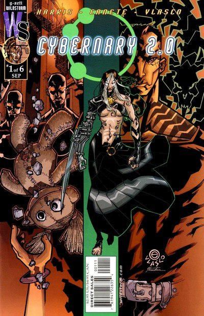 Cybernary Vol. 1 – 3 (Collection) (1993-2001)