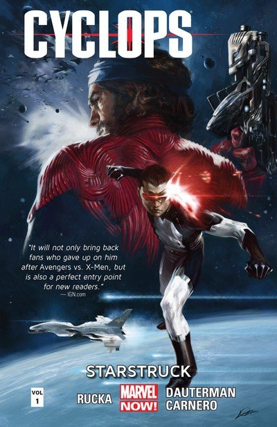 Cyclops Vol. 1 – Starstruck (TPB) (2014)
