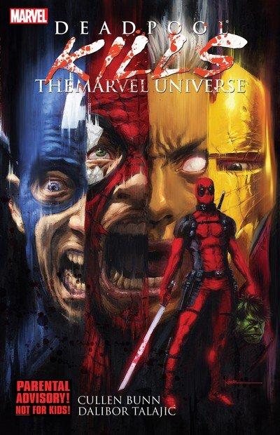 Deadpool Kills the Marvel Universe (TPB) (2013)