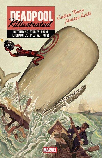 Deadpool Killustrated (TPB) (2013)