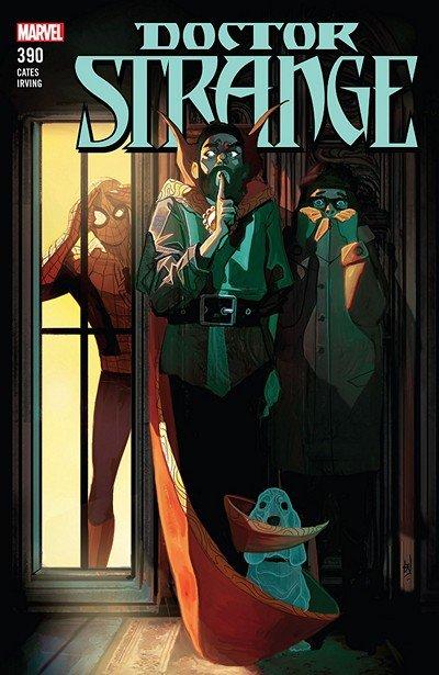 Doctor Strange #390 (2018)