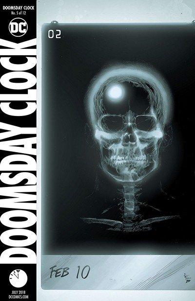 Doomsday Clock #5 (2018) – GetComics