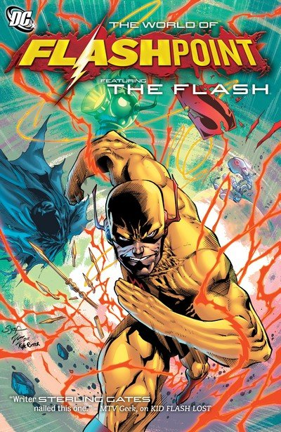 Flashpoint – The World of Flashpoint Featuring The Flash (2012)