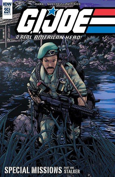 G.I. Joe – A Real American Hero #251 (2018)
