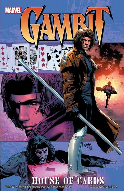 Gambit – House of Cards (TPB) (2005)