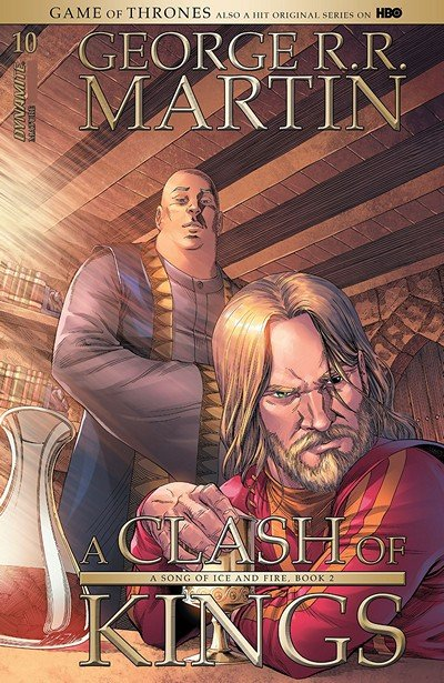 George R.R. Martin's A Clash Of Kings #10 (2018)