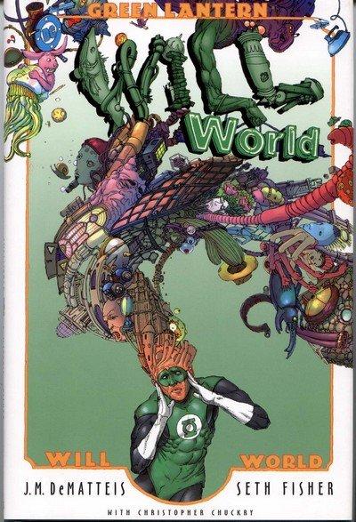 Green Lantern – Willworld (2001)