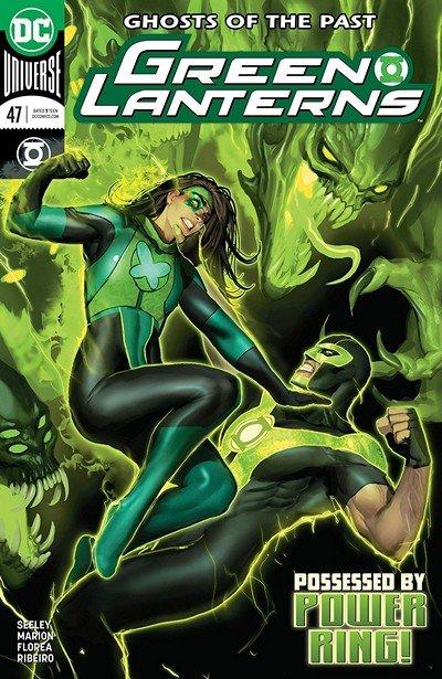 Green Lanterns #47 (2018)