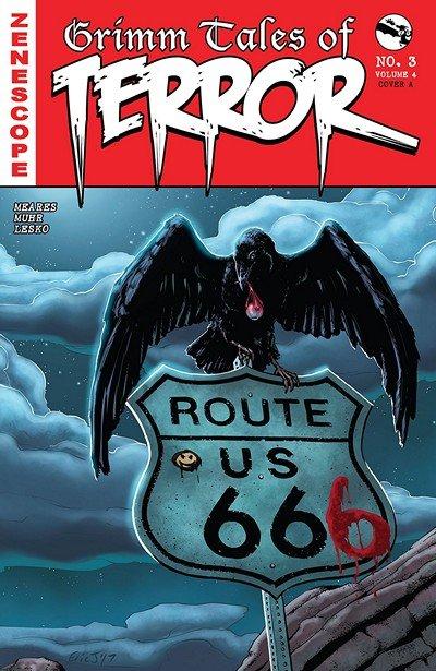 Grimm Tales Of Terror Vol. 4 #3 (2018)