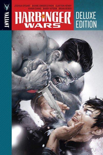 Harbinger Wars – Deluxe Edition (2014)