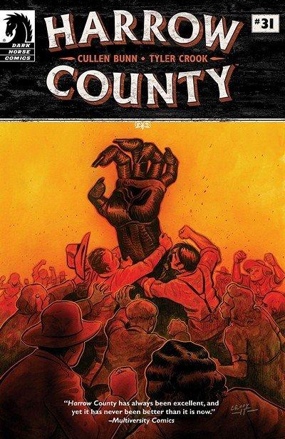 Harrow County #31 (2018)
