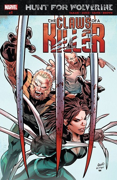 Hunt For Wolverine – Claws Of A Killer #1 (2018)