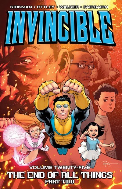 Invincible Vol. 25 – The End of All Things – Part 2 (TPB) (2018)