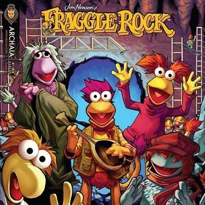Jim Henson's Fraggle Rock Vol. 1 #1 (2018)