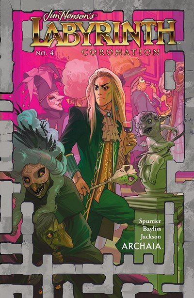 Jim Henson's Labyrinth – Coronation #4 (2018)