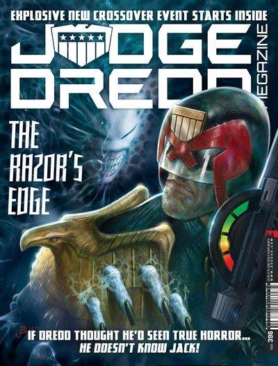 Judge Dredd Megazine #396 (2018)