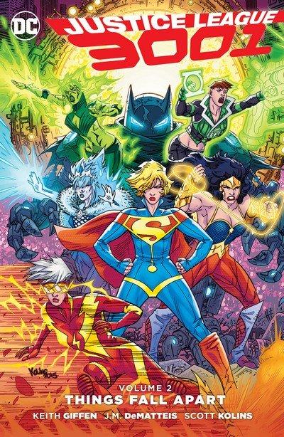 Justice League 3001 Vol. 2 – Things Fall Apart (TPB) (2016)