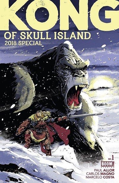 Kong Of Skull Island 2018 Special #1