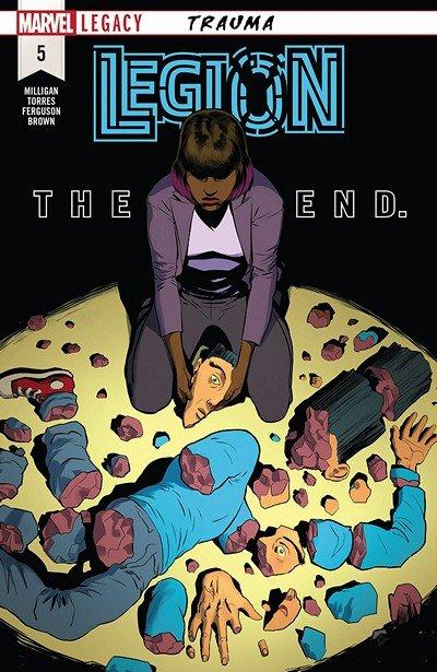 Legion #5 (2018)