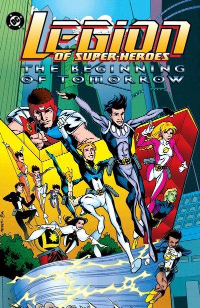 Legion of Super-Heroes – The Beginning of Tomorrow (1998)