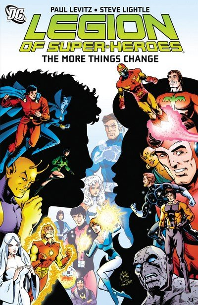 Legion of Super-Heroes – The More Things Change (2008)