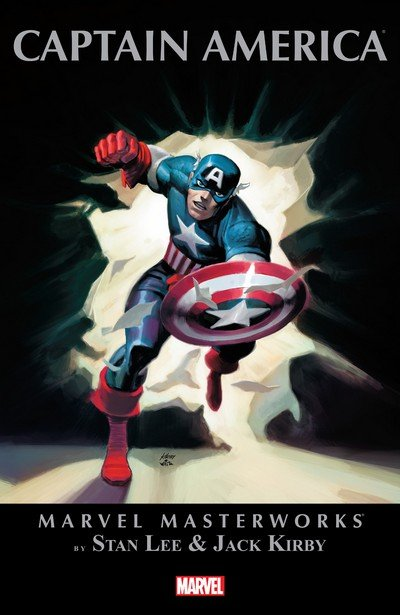 Marvel Masterworks – Captain America Vol. 1 – 10 (2010-2018)