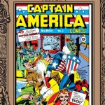 Marvel Masterworks – Golden Age Captain America Vol. 1 – 5 (2005-2011)