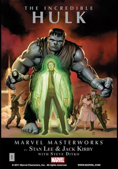 Marvel Masterworks – The Incredible Hulk Vol. 1 – 12 (2009-2018)