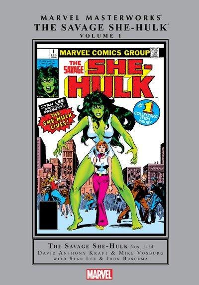 Marvel Masterworks – The Savage She-Hulk Vol. 1 (2017)
