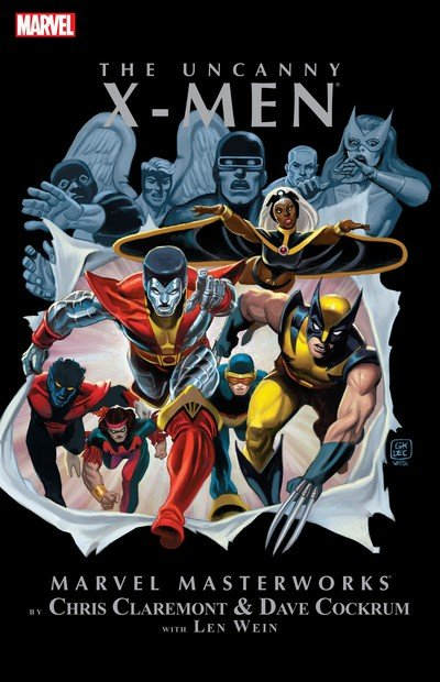 Marvel Masterworks – The Uncanny X-Men Vol. 1 – 11 (2014-2019)