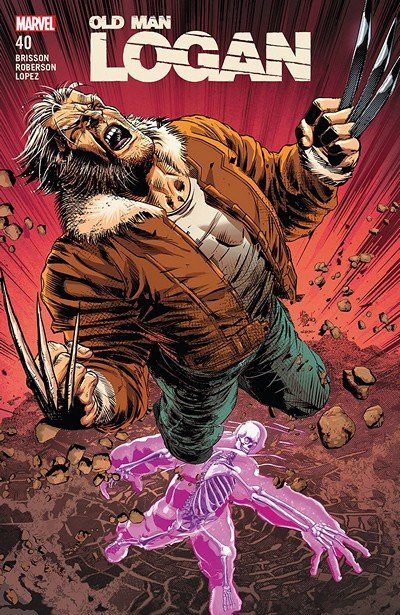 Old Man Logan #40 (2018)